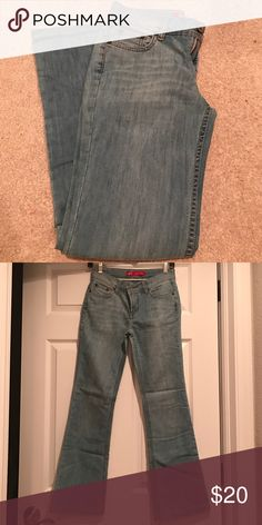 Express Jeans Good Condition- Size 0&30inch Length Express Jeans Boot Cut