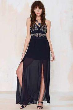 Glamorous Rosita Maxi Dress   Shop Clothes at Nasty Gal!
