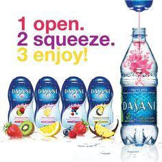 Dasani Bicycle, Dasani Drops & Dasani Water #Giveaway $200 value!