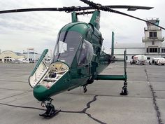 Kaman K-1200 K-Max - Timberline Helicopters