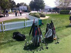 Monday at Bay Hill - PGA Tour - Putting Green - 2012