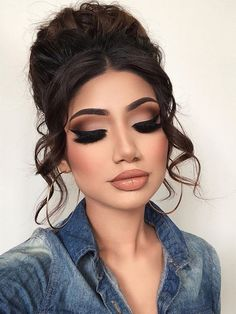 Make Makeup, Makeup Looks, Glam Makeup, Makeup Inspo, Beauty Makeup, Crazy Makeup, Matte Eyeshadow Palette, Eyeshadows, Eyeshadow Looks