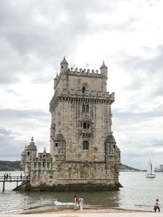 Belem Tower | 101 Things to do in Lisbon, Portugal | The Ultimate Lisbon Bucket List