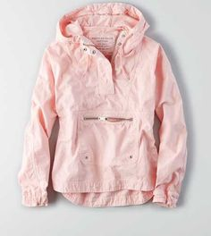 AEO Pullover Windbreaker // just bought this and I am v v v excited about it.