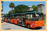 Old Town Trolley Tours!