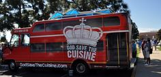 food truck god save the cuisine