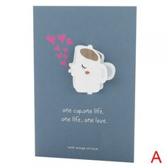 Pop-Up Greeting Card, 5 ver.