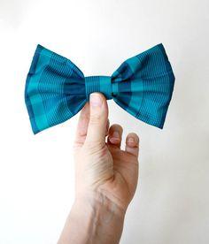 Pajarita azul preciosa!