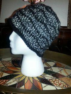 #Crochet Brain Waves Beanie Hat by #Yarntivity available in my Etsy shop https://www.etsy.com/listing/221300360/brain-waves-beanie-hat-by-yarntivity