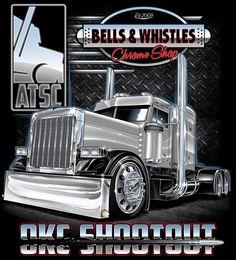 Big Rig Trucks, Semi Trucks, Truck Signs, Truck Art, Track, Sketches, Fine Art, Rigs, Random
