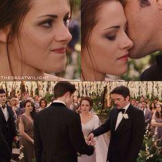The wedding @thesagatwilight