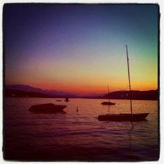 a feina august abnd in pörtschach am #wörthersee wars... Celestial, Sunset, Outdoor, Outdoors, Sunsets, Outdoor Games, The Great Outdoors, The Sunset