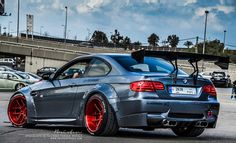 Get Wide and Supercharged with the Liberty Walk BMW M3 – automotive99.com