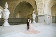 Michael and Sarah's Engagement at San Francisco City Hall