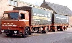 Bussing ZV-64-45 Holland Potato  N.V Werkendam (NL)