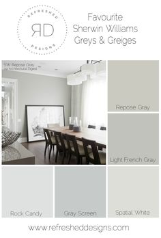 Find It The Perfect Grey Paint That Will Outlast Trend Colorsinterior Colorslight Paintbest Greige Colorwarm