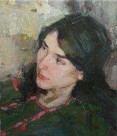 Artist Vadim Suvorov