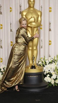 Meryl Streep, migliore attrice per The Iron Lady