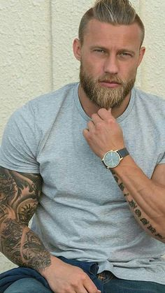 Stian Bjornes, the Norwegian Viking