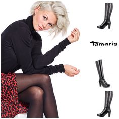 Szeretnél ellenállhatatlan és divatos lenni télen is? Ha igen, akkor mi segítünk 😉 Mivel ebben a Tamaris csizmában, biztosan az leszel és mindenkit le fogsz venni a lábáról 😍 Próbáld ki Te is 😉  - #Tamaris #csizma #Tamariscsizma #bőrcsizma #nőicsizma #feketecsizma #akció #télivásár #leárazás #leértékelés #cipőbolt #cipőüzlet #Tamariswebshop #ValentinaCipőbolt #cipőwebshop #cipőwebáruház Valentino, Ford