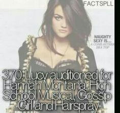 Lol! Must be an amazing actress!!!
