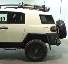 Image detail for -Used Toyota FJ CRUISER 4X4 WINCH*4.5 INCH LIFT*35 INCH TIRES*CUSTOM ...