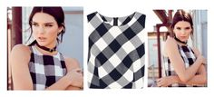 """""""KENDALL"""" by kendall-jenner-style ❤ liked on Polyvore featuring Oscar de la Renta"""
