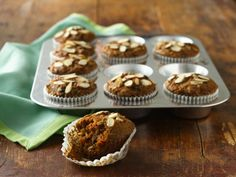 Glorious Morning Muffins....I think I may make these tonight for tomorrow morning. : ) Fresh muffin with some butter...YUMMM!