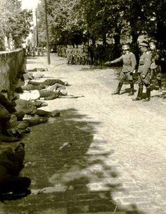 Nazi civilian killings in Yugoslavia