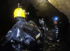 An operation to rescue a group of Thai boys and their soccer coach trapped in a flooded cave resumed on Monday, said several officials with knowledge of the operation at the Tham Luang cave in the northern Thai province of Chiang Rai. Cave, Thailand, Soccer, Activities, Number, Boys, Baby Boys, Futbol, European Football
