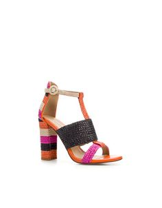 WOVEN THONG SANDAL - ZARA United States. On sale! I wish these were still available in my size.