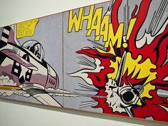 Whaam - Roy Lichtenstein