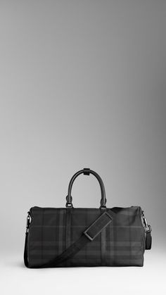 Beat Check Holdall   Burberry