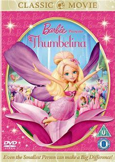 Thumbelina | Barbie Presents Thumbelina - Barbie Movies Wiki - ''The Wiki Dedicated ...