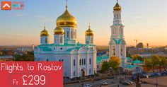 Find Great Deals on Flights to Rostov from Dream World Travel.Get cheap Flight Deals, Holiday Deals and Hotel Deals to your Favourite destinatons worldwide at www.dwtltd.com.  #CheapFlights #Flights #Deals #To #Rostov