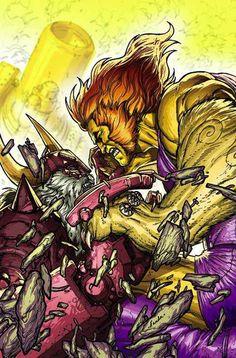 Thundercats- Carlos D'Anda