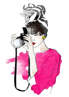 Fashion illustration#6