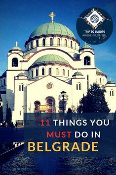 Belgrade, the Serbia