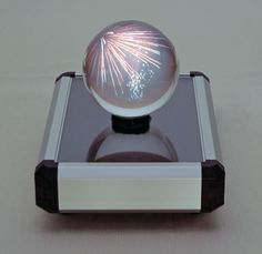 水晶球ディスプレイ 装置全体