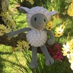 Patrón amigurumi de oveja Molly