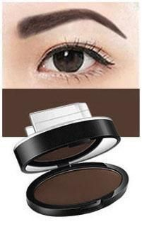 The UPGRADED Amazing Brow Stamp has an adjustable arch to get brows on pointinstantly! Stamp and you are good to go! The Golden Ratio offers the key to style y Perfect Eyebrow Shape, Perfect Eyebrows, Perfect Makeup, Eyebrow Makeup Tips, Makeup Tools, Eye Makeup, Makeup Hacks, Beauty Makeup, Bushy Eyebrows