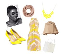 """Business Prowess"" by anandifrancis on Polyvore featuring MaxMara, Gianvito Rossi, Accessorize and Chloé"