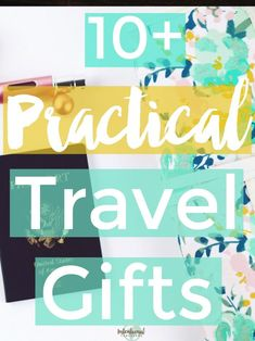 Truly useful, practical travel gifts - travel gear that we actually pack for our trips and make great presents for travelers Travel Gadgets, Travel Hacks, Travel Gifts, Travel Stuff, Travel Bag, Online Travel, Practical Gifts, Mo S, Travel Agency