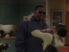 """When Biggie Smalls was on the """"Martin"""" Lawrence show :D Martin Lawrence Show, Martin Show, Locs, Biggie Smalls, Movie Couples, Best Tv, 90s Fashion, Women Empowerment, All About Time"""