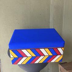 Lavori in corso! Nuova scatola abat-jour , quasi finita! Quale sarà il tema? Personalizza la tua, un regalo magnifico per te e per le persone a cui vuoi bene!