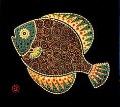 puntillismo, dot to dot Aboriginal Dot Painting, Dot Art Painting, Mandala Painting, Stencil Painting, Stone Painting, Rock Painting Patterns, Rock Painting Designs, Mandala Art Lesson, Madhubani Painting