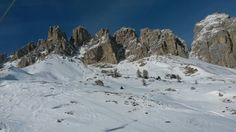 Passo Pordoi, Dolomiti, Italy