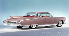 1959 Cadillac with one-fin concept car ════════════════════════════════ http://www.alittlemarket.com/boutique/gaby_feerie-132444.html ☞ Gαвy-Féerιe ѕυr ALιттleMαrĸeт https://www.etsy.com/shop/frenchjewelryvintage?ref=l2-shopheader-name ☞ FrenchJewelryVintage on Etsy http://gabyfeeriefr.tumblr.com/archive ☞ Bijoux / Jewelry sur Tumblr