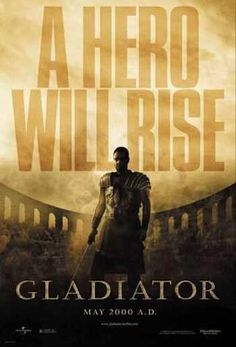 I just listed some GREAT original movie posters on Ebay - all for sale 'Auction Style'. Here is the best part: They all have a start price of ONE PENNY!!! That is .01 Cent!!! Just click on the link below if you want to bid!  GLADIATOR - 2000 - orig D/S 27x40 movie poster - RUSSELL CROWE - Advance Style