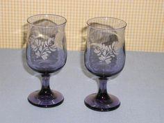 2 PFALTZGRAFF STEM WINE GLASSES YORKTOWNE. FOR SALE IN MY BLUJAY STORE. http://www.blujay.com/?page=ad&adid=3339076&cat=28040125